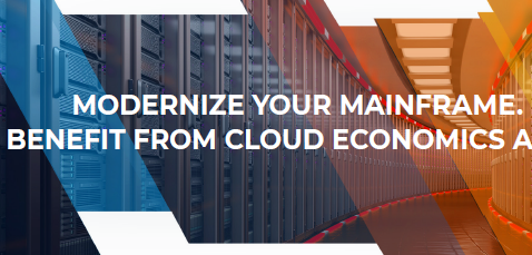 Modernize your Mainframe and Benefit from Cloud Economics
